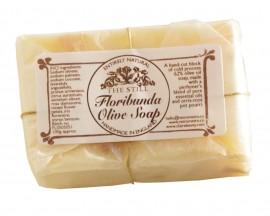 Handmade Olive Oil Soap; Floribunda